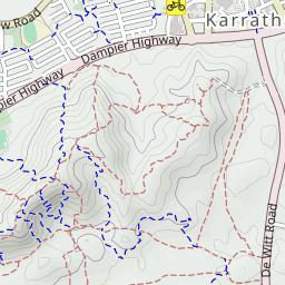 Australia Map Karratha.Bicycle Stores In Karratha Bike Shops
