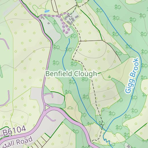 Segment Details For Compstall Road Climb