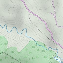 Map Of Spain Huesca.Trail Biking In Huesca Spain
