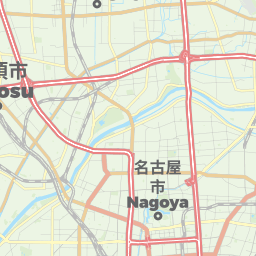Nagoya Japan Offline Map For IPhone IPad IPod Touch - Japan map offline