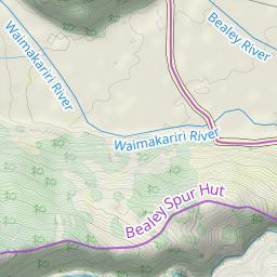 Bealey Spur
