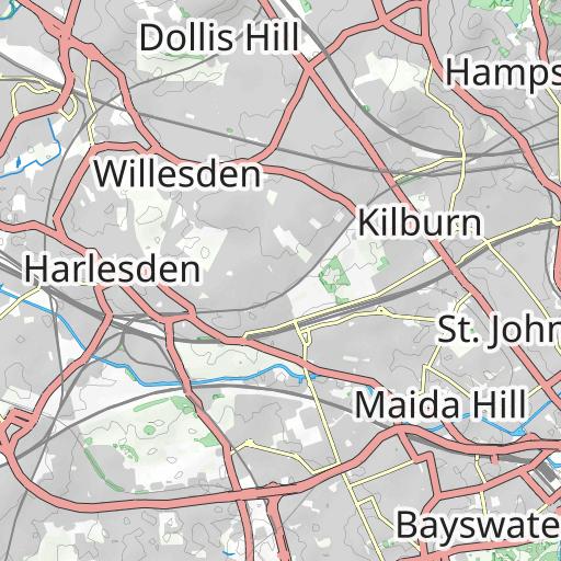 Zwift London Routes